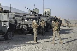 I soldati italiani in Afghanistan torneranno a casa dal primo maggio