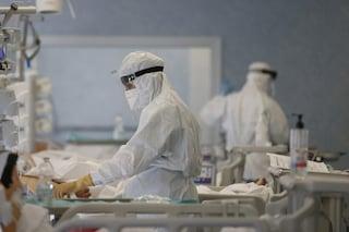 Terapie intensive in affanno in Italia, 13 regioni sopra la soglia critica: l'elenco aggiornato
