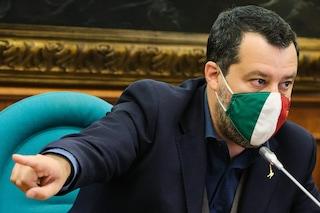 """Salvini: """"No alle adozioni gay, a Bruxelles serve un grande gruppo di centrodestra che lo dica"""""""