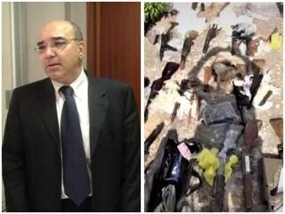 Arsenale da guerra nascosto in masseria: arresto per giudice De Benedictis e militare dell'esercito