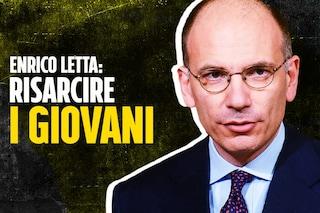 """Enrico Letta a Fanpage.it: """"Dote ai giovani, un risarcimento al loro sacrificio durante la pandemia"""""""