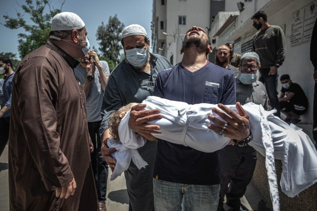 """L'ambasciatrice palestinese a Fanpage.it: """"L'Italia vende a Israele le armi con cui ci massacrano"""""""