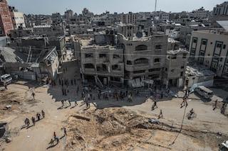 """Conflitto Israele-Gaza, verso il cessate il fuoco: """"Possibile stop a operazioni da domani"""""""