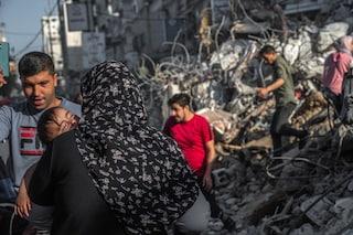 """Cessate il fuoco tra Israele e Hamas, Biden: """"Prego che la tregua regga, aiutare a ricostruire Gaza"""""""