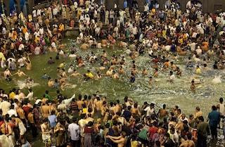 Così un festival indiano è diventato il più grande focolaio Covid nella storia della pandemia
