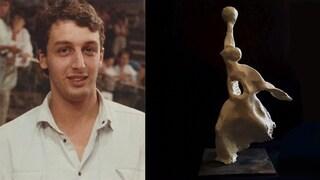Massimo Mazzetto, distrutta la targa in suo onore: scatta la raccolta fondi per fare una statua