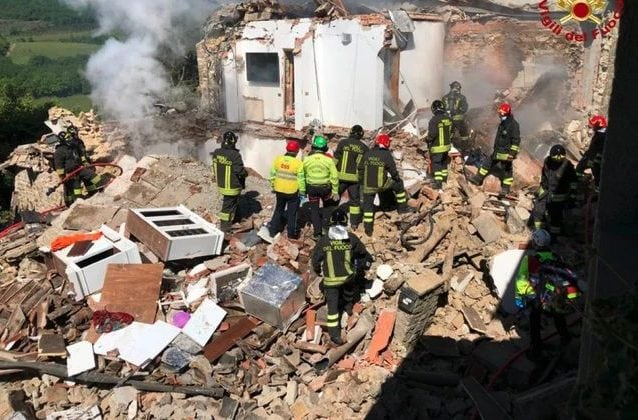 Greve in Chianti, esplode una casa: due dispersi. Ipotesi fuga di gas