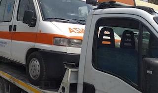 Ambulanza del 118 rubata durante un soccorso: malato deve attende nuovo mezzo ad Alghero