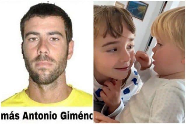 Tomás Gimeno e le figlie scomparse dallo scorso martedì a Tenerife