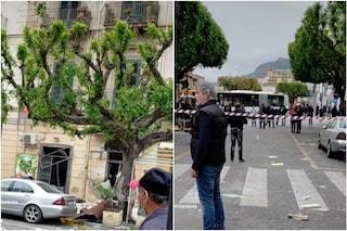 Palermo, esplosione in un minimarket nei pressi di stazione centrale: 7 feriti