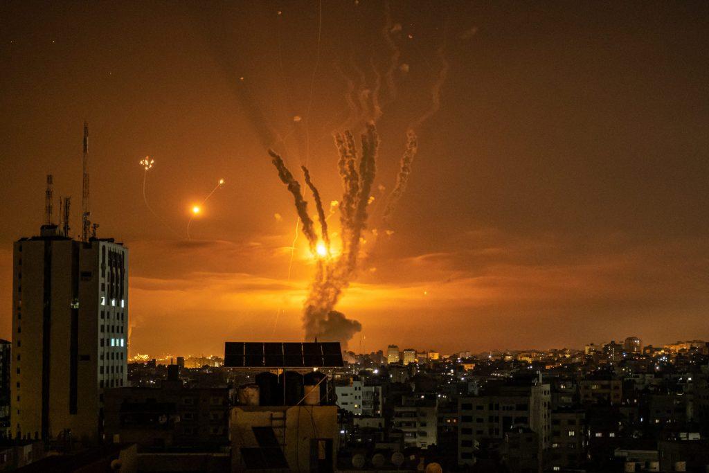 Israele attacca imbarcazione di Hamas al largo della Striscia di Gaza