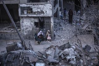 """L'ONU: """"I raid israeliani su Gaza sono possibili crimini di guerra"""""""