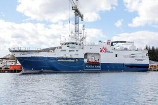 """Nuova nave ong di soccorso, Msf: """"Dovere morale tornare in mare, basta criminalizzare i migranti"""""""