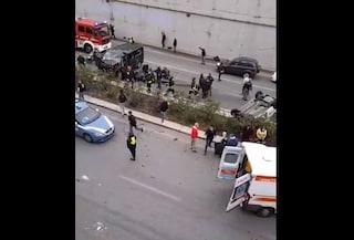 Drammatico incidente tra furgone, auto e moto a Palermo: morta una ragazza, 2 feriti gravi