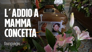 Muore di Covid a 38 anni, dolore e commozione per l'ultimo saluto a Concetta Zicari