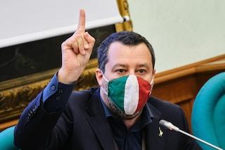 """Salvini su Brusca libero: """"Cambiare legge sui collaboratori di giustizia, devono rimanere in cella"""""""
