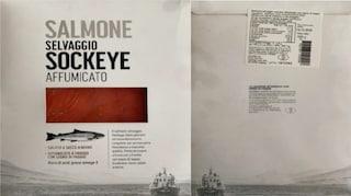 Presenza di listeria, richiamato salmone affumicato. L'allerta del Ministero della Salute
