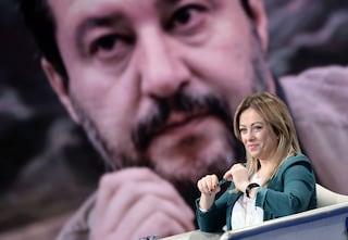 Sondaggi politici: la Lega giù di quasi 1 punto in sette giorni, vola FdI. Italia Viva all'1,7%