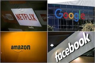 Cento miliardi di tasse non pagate, uno studio inchioda i giganti del web