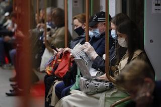 In Russia boom di contagi, casi raddoppiati in due settimane e superata l'Italia per morti covid