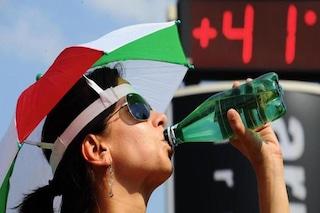 Previsioni meteo 24 luglio: caldo africano in tutta Italia, si sfioreranno i 40 gradi