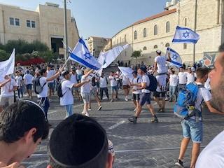 Gerusalemme, Netanyahu autorizza la sfilata nazionalista israeliana per il 15 giugno