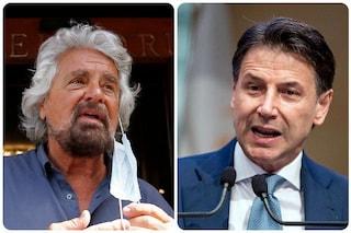 """Grillo scarica Conte, il M5s si spacca: dal """"no al leader unico"""" alla """"follia di Grillo"""""""
