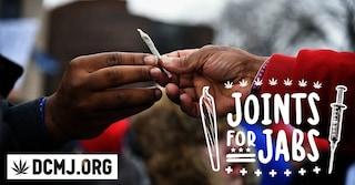 USA, nello stato di Washington una canna di marijuana gratis a chi si vaccina contro il Covid-19