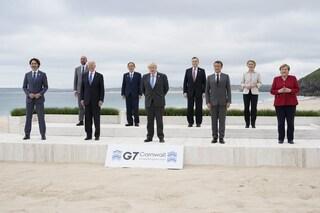 """Clima, accordo al G7: """"Un'intesa ambiziosa e duratura per tagliare le emissioni"""""""