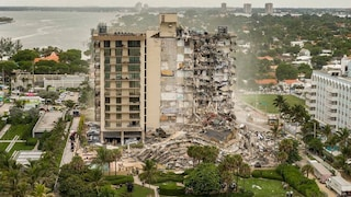 """Crollo palazzo Miami: mistero sulle cause. Nel 2018 allarme per """"gravi danni strutturali"""""""