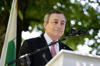 """Draghi: """"Riduzione disuguaglianze di genere deve essere priorità globale"""""""