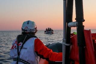 I migranti della Geo Barents aspettano ancora un porto sicuro