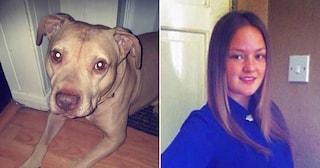 Regala un cane alla sorella malata: l'animale la sbrana viva, Keira muore a 21 anni
