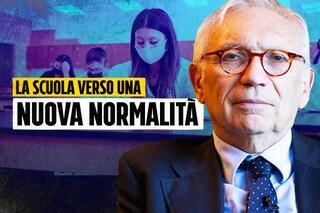 """Scuola, il Ministro Bianchi a Fanpage.it: """"Per settembre costruiremo nuova normalità in presenza"""""""