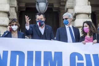 Referendum Lega e Radicali sulla giustizia: di cosa stiamo parlando