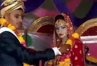 India, la sposa muore durante le nozze e i familiari la sostituiscono con la sorella minore