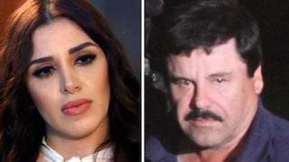 La moglie di El Chapo aveva sostituto il marito nel traffico di droga
