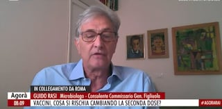 """Secondo Rasi (ex direttore EMA) il mix di vaccini Covid AstraZeneca-Pfizer è """"sicuro ed efficace"""""""