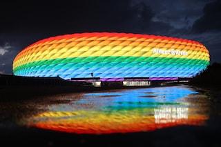 Cosa sta succedendo con l'Ungheria, la Uefa e lo stadio arcobaleno