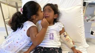 Australia, migrante di 4 anni gravemente malata separata dalla famiglia e spedita a 2.600 km
