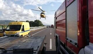Dramma sull'autostrada A2, operaio della manutenzione travolto e ucciso a Pizzo Calabro
