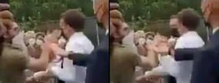 Schiaffo a Macron, condannato a 18 mesi l'aggressore Dameni Tarel