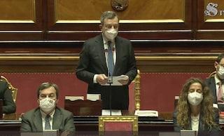"""Vaticano chiede di bloccare ddl Zan, Draghi: """"Il nostro è uno Stato laico, Parlamento è libero"""""""