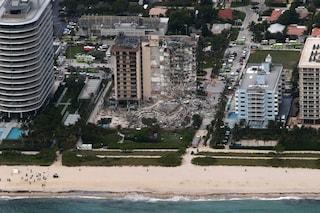 Palazzo crollato a Miami, i morti diventano 9: edificio aveva bisogno di lavori per 9 milioni