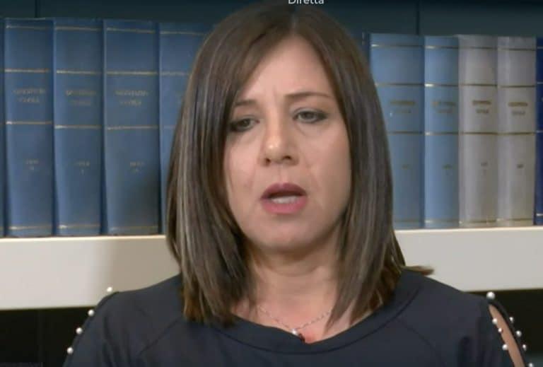 Piera Maggio in diretta