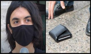 """Lecce, trova portafogli con 1200 euro e lo restituisce al proprietario: """"Voglio entrare in polizia"""""""