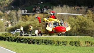 Apuane, escursionista cade in un canalone per 200 metri e muore