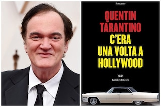 """Quentin Tarantino scrittore con """"C'era una volta a Hollywood"""", il libro allunga la vita del film"""