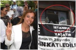 Turchia, attacco contro la sede del partito filo-curdo HDP: uccisa una dipendente