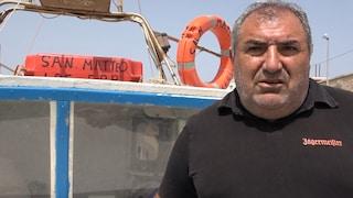 Lampedusa, Vincenzo Partinico, il pescatore che ha salvato la vita a 24 migranti